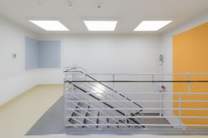 Evangelische Elisabeth Klinik Berlin | Treppenhäuser