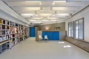 "Haus der Geschichte | Museum in der Kulturbrauerei Berlin | ""Salon"""