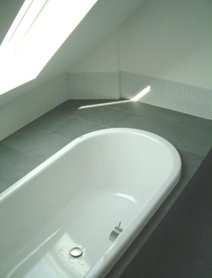 Bad einer Privatwohnung in Schöneberg